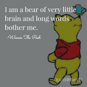 longwords winnie the pooh