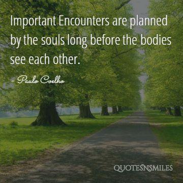 Soulmates Paulo Coelho Picture Quote