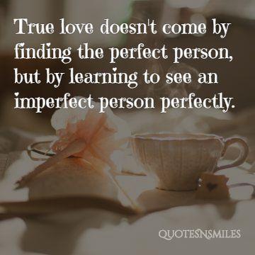 true love picture Quote