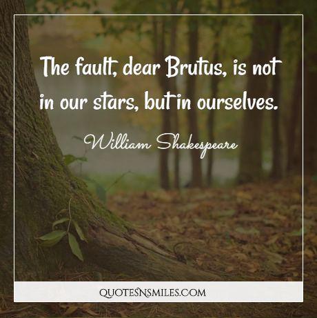 Zitate englisch shakespeare william Find Out