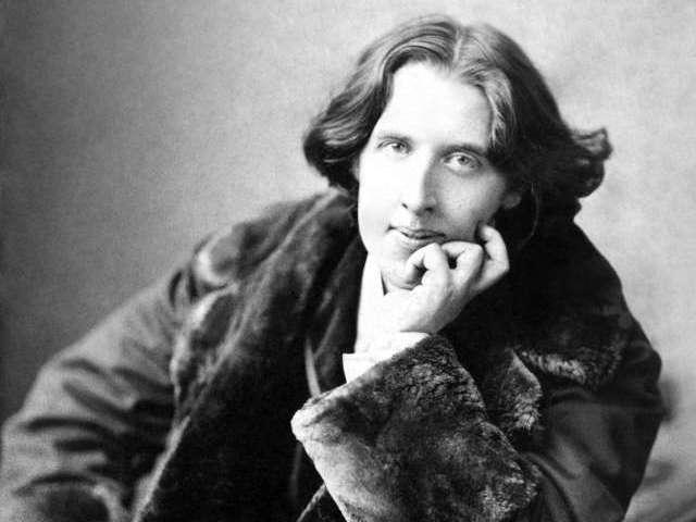 Oscar Wilde dating citat